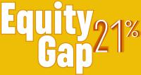 21% Equity Gap